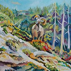 Tippity Top Glacier Park Ram